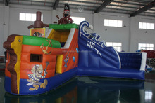 top selling giant slides inflatables, inflatable giant water slide for adult,giant inflatable slide for water park