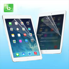 Popular newest self healing no bubble curved Ultra Clear anti shock screen protector for ipad 2/3/4/air paypal accept