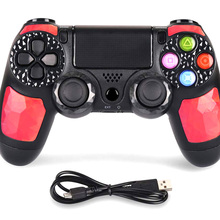 New Wireless Gamepad Joypad For Ps4 <strong>Playstation</strong> 4 Game Console Controller Joystick Replacement