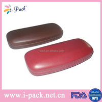 Slim glasses case colorful simple style glasses case for women