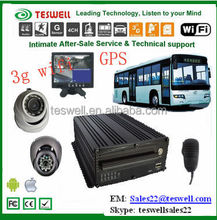 TS-820 mini ssd dvr security camera system gps tracker shenzhen network storage 8 disk storage server