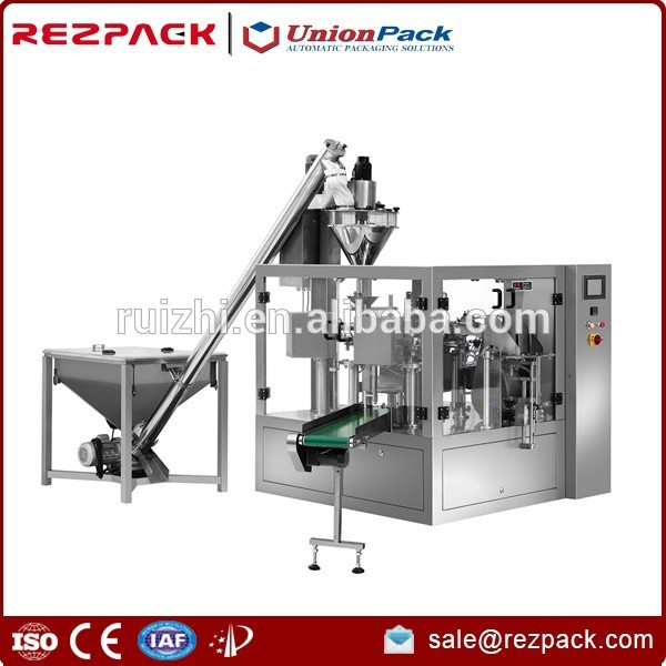 Automatic Granular Pouch Packaging Machine