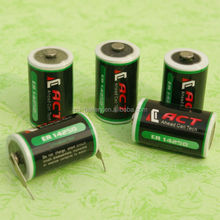 ls14250 saft lithium batteries 3.6v 1/2 aa 1200mah saft lithium battery equivalent to saft ls14250 xeno xl-050f
