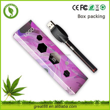 Oem/Odm Available Wholesale Cbd Wholesale E Cigarette Vape From Bbtank dry herb vaporizer e pipe