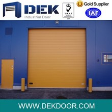 China Industrial Fire Sectional Door Prices Suppliers