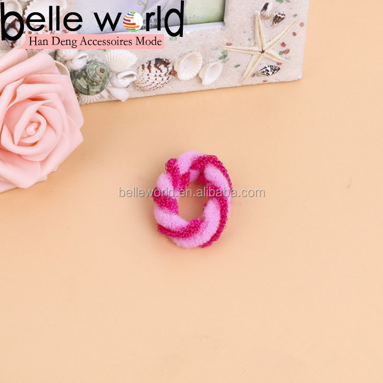 Colorful No Damage to Hair Soft Seamless High Elastic Hair Band