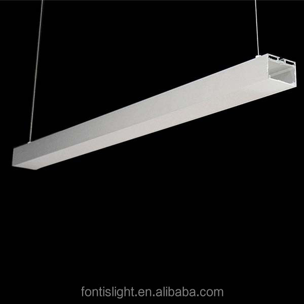 Aluminum Profiles FL-ALP046 Suitable for flexible as well as high power led bars