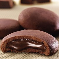 cacao cream filled biscuit cookies making production line price