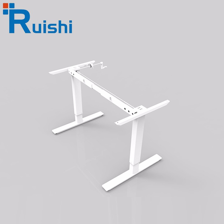 Modern Office Wholesale New Eco-Friendly Ergonomic Crank Table Height Adjuster