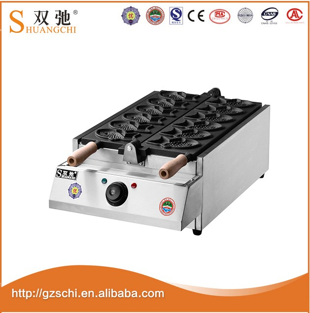 2017 alibaba china hot sale magikarp taiyaki maker taiyaki machine waffle maker machine for wholesale