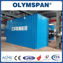 cheap YLW horizontal coal fired chain grate thermal oil boiler
