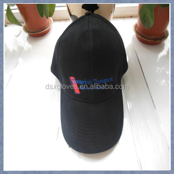 yankee baseball hats Embroidery Baseball Cap Baseball Hat with Buckle Closure