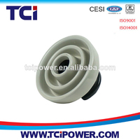 2014 factory price low voltage pot insulator with spindle