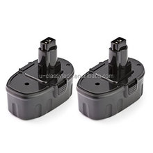 Battery for Dewalt cordless drill power tool 18V 3.0Ah Ni-Mh