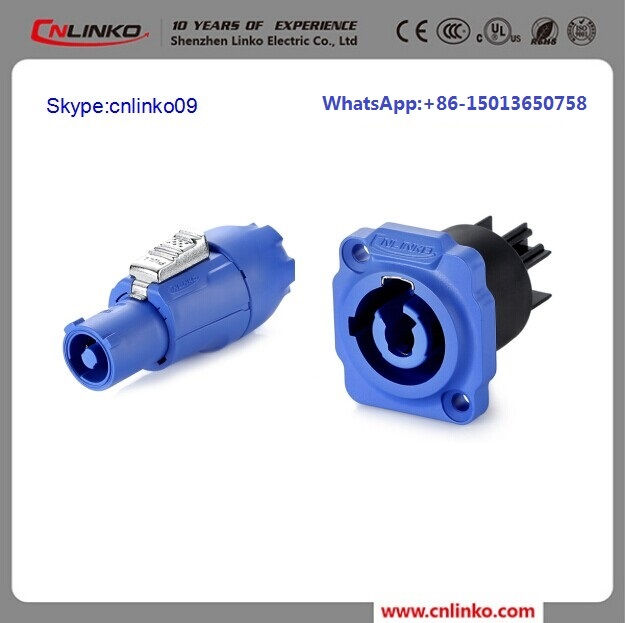 cnlinko 24mm waterproof power connector for led display