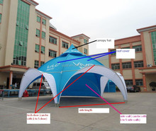 10 Diameter Dome tent for party, india play house, China tent supplier dome tent