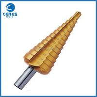 Top Quality Latest Edition Factory Price Professional chinese large step drill bit set