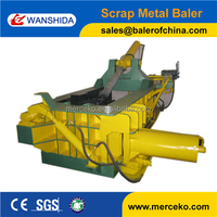 Good quality Y83-100 Automatic Operation Rubbish Scrap Recycling Baler