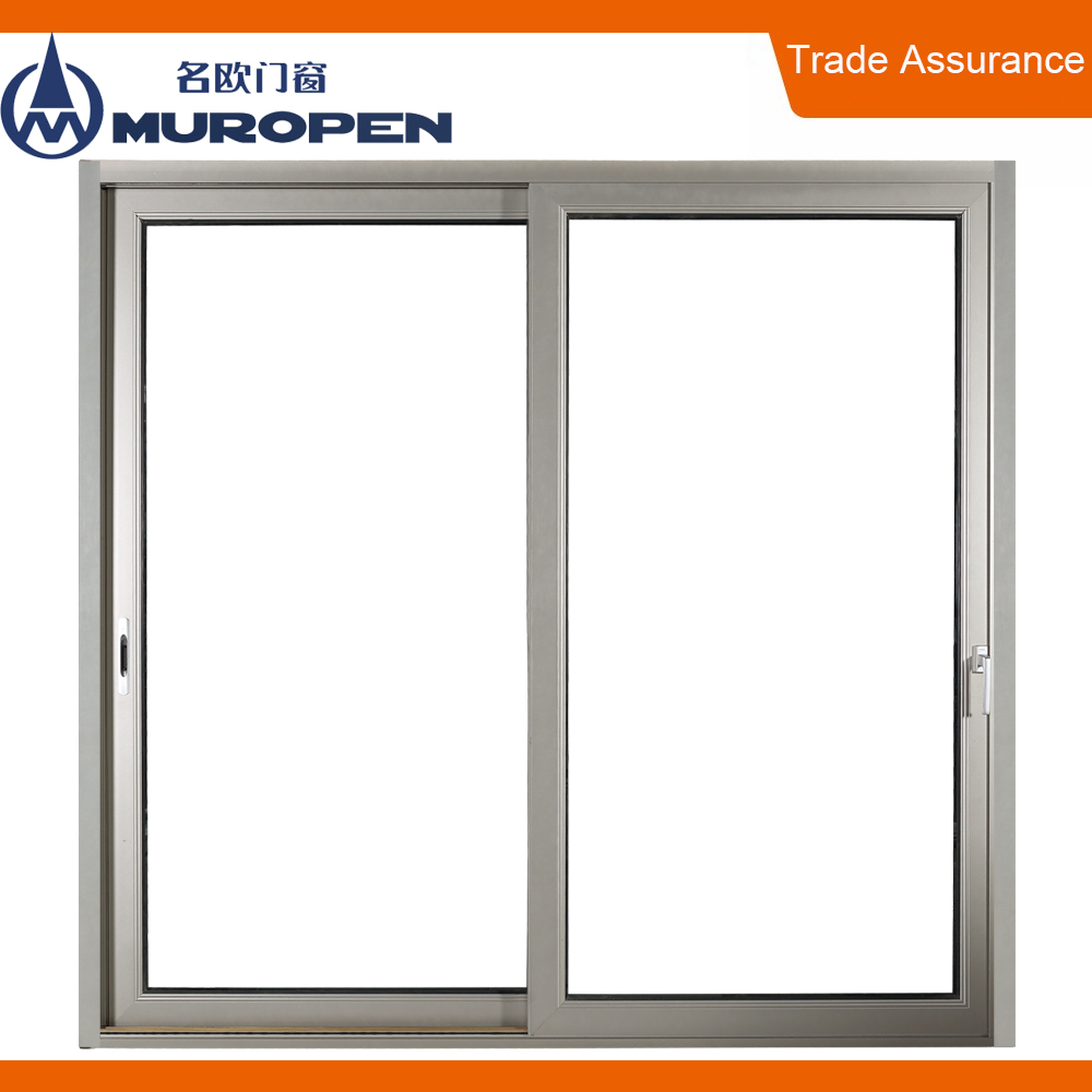 Best price of good quality USB rechargeable aluminum window grills design for sliding windows