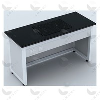 China the best supplier customized durable laboratory furniture dental balance table hospital lab marble bench