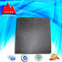 Rubber mat for electronic balance