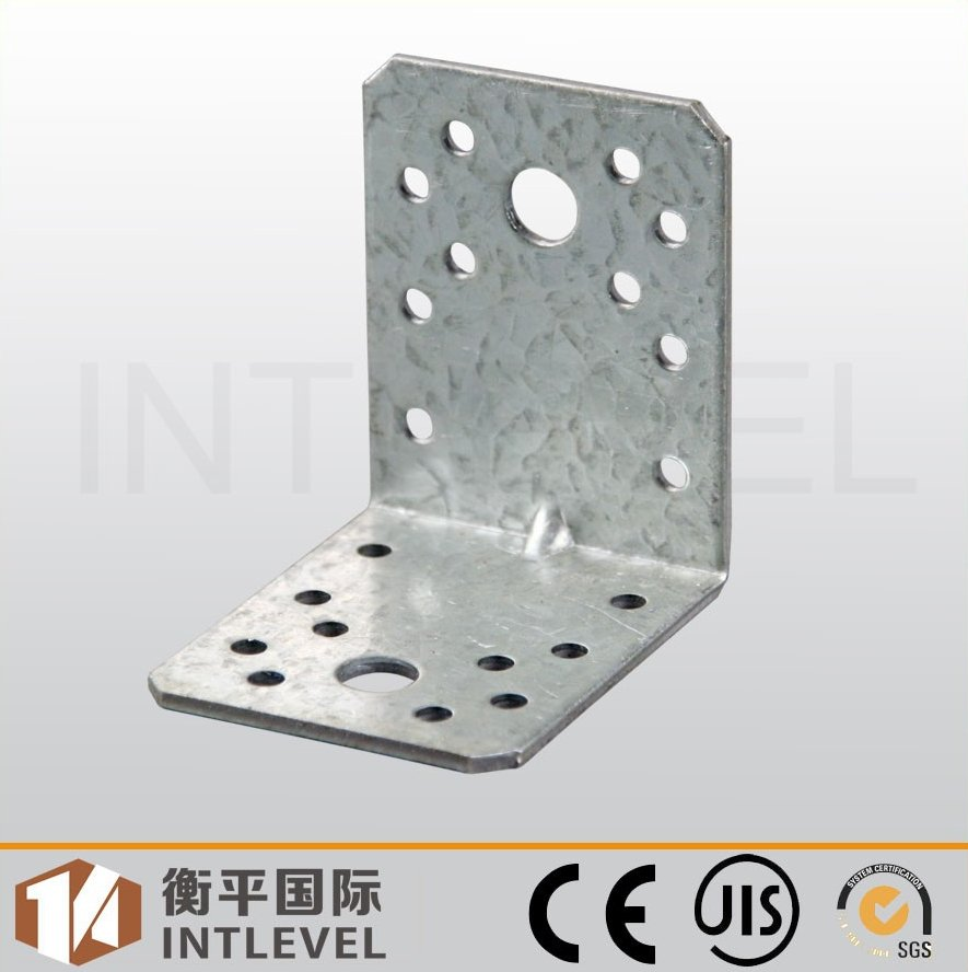 2015 High Quality 2.0mm reinforced angle braket metal stamping parts