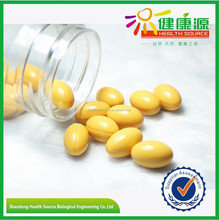 Food supplement soy isoflavones softgel capsules whole sale