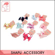 Factory sale OEM quality mini elastic crown decorate hair band