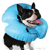 2017 Hottest Inflatable Pet Neck Collar/ Remedy + Recovery Stay Rite Xtra Strong Inflatable Recovery Dog Collar, Blue