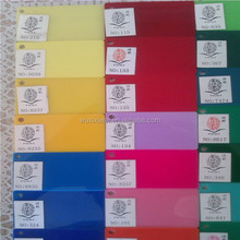 Heat Resistant Plastic Dichroic Acrylic Glass Sheets