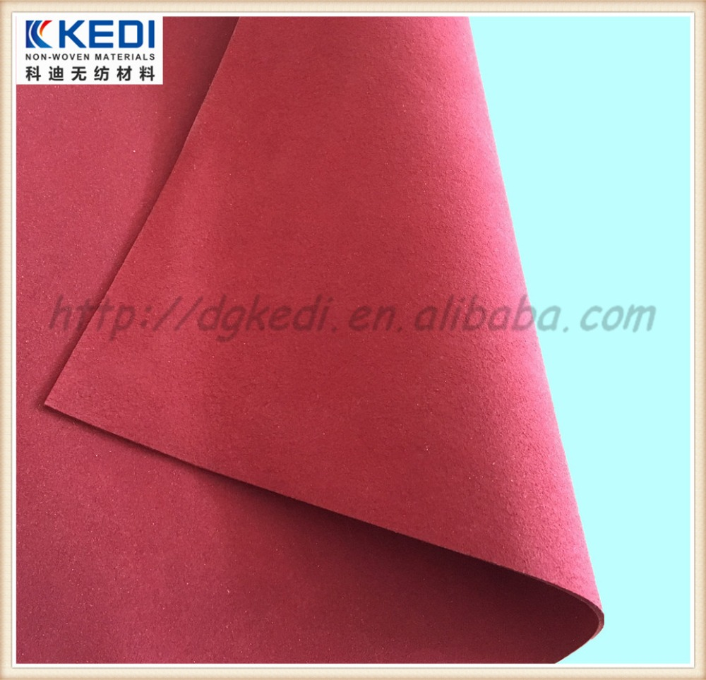 microfiber cloth for car double sided suede fleece fabric