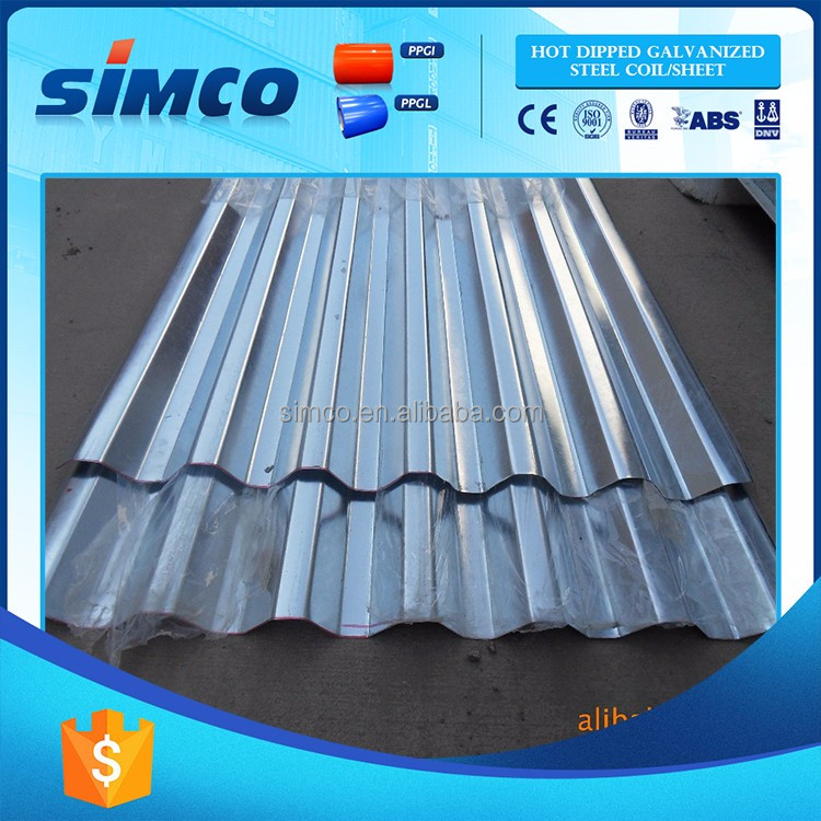 Cheap Good long span zinc corrugated roofing sheet