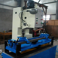 Vertical multi valve seat boring machine from matata