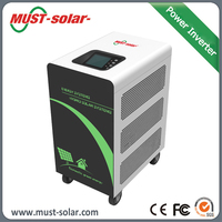 Factory Supply Competitive Price Ups Pakistan 5000 Watt Pure Sine Wave Inverter Three Phase Solar