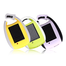 Mini Portable Solar Mobile Phone Charger