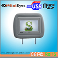 7 inch 24V Digital LCD Bus Monitor with user manual car dvd player