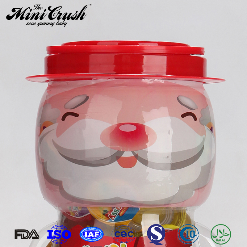 Children gifts new choice vegetarian halal fruit jelly candy With Promotional Price