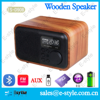 Wireless sound system with alarm clock radio Calendar for iphone 6 plus