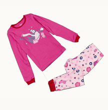 lastest autumn winter boutique children clothes sets kids sleeping wear with top quality