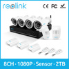 Reolink h.264 Network Video Recorder 1080p AHD Camera DVR Security System - ADK8-20B4