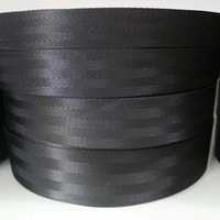 hot selling custom Eco-Freindly jacquard band tactical web woven fabric tape Nylon webbing