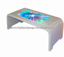 46 inch table top touch screen with game table for LCD display