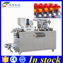Factory price blister packaging machine for tablet