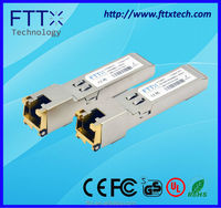 High performance Delta compatible cooper SFP for 1.25G