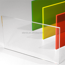 translucent colour plexiglass sheet 3mm 4mm advertising 48x96'' acrylic panel