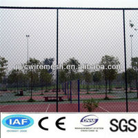 CE certificate! china galvanized Chain link fencing( Anping manufacturer)