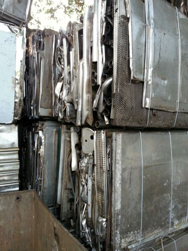 Metal Scrap 304 Stainless Steel Scrap steel price per ton