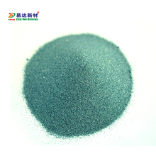 strength standard abrasive f70 green silicon carbide sand
