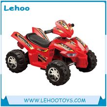 Wholesale Toy kids ride on car Electric Mini ATV beach car 6V 7AH for children