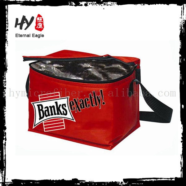 Wholesale superior cloth nonwoven insulated cooler bags, catering cooler bag, wine cooler bags